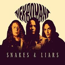 Nekromant - Snakes & Liars [New CD]