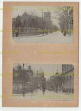 CHINESE PHOTOS SIKH ETC ? SHANGHAI TIENTSIN PEKING ? CHINA ALBUM PAGE C.1900