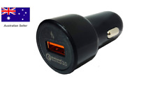 USB Car Port (Fast Charge) Charger Adapter 3.0 Samsung Iphone Cigarette lighter
