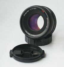 Carl Zeiss Planar f/1.7 50mm T* Lens AEJ Contax C/Y mount