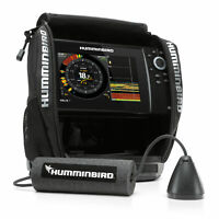FREE 2 Day Delivery! Humminbird HELIX7 CHIRP G3N Ice Sonar GPS System All Season