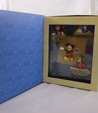 Walt Disney Ears To You 2002 Ornament Book Set 4