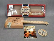 More details for the electric blues box slide guitar kit instrument pack