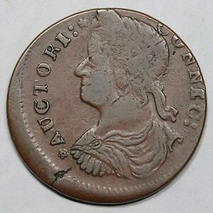 1787 31.1-r.4 Draped Bust Left Connecticut Colonial Copper Coin