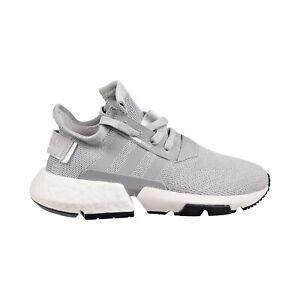 Adidas POD-S3.1 J Big Kid's Shoes Grey Two-Reflective Silver CG6989
