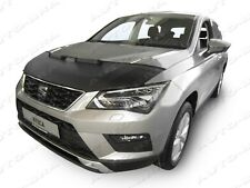 CAR HOOD BRA fit Seat Ateca 2016-  NOSE FRONT END MASK