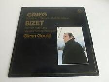 Glenn Gould Grieg  Sonata in E-minor  Bizet Premier Nocturne LP
