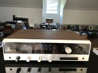 Mint Lafayette Solid State LR-775 AMFM Stereo Receiver Perfect Working Condition