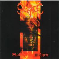 SEANCE - SALTRUBBED EYES (1993) Swedish Death Metal CD Jewel Case+FREE GIFT