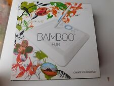 Wacom Bamboo Fun Pen and Touch Graphic Tablet Small Brand new in original box