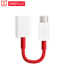 For Oneplus 5 3 3T Three 2 Type-C Converter Original 3.1 USB OTG Cable Adapter