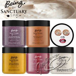 Being by Sanctuary Spa Body Scrub Yummy Smell 250ml