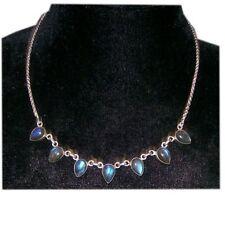 Labradorite Sterling Silver Fine Jewellery