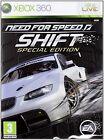 Xbox360 Need for Speed Shift Special Edition Nuevo Precintado Pal España
