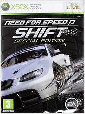 Xbox360 Need for Speed Shift Special Edition Nuevo Precintado Pal España
