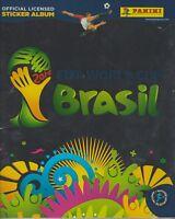 Panini WM 2014 - 100 aus mehr als 500 Sticker aussuchen