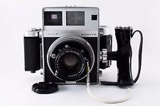 Mamiya Super 23 Black w/ Sekor 100mm f/3.5 Lens,6x7 Holder,Grip [Exc] form Japan