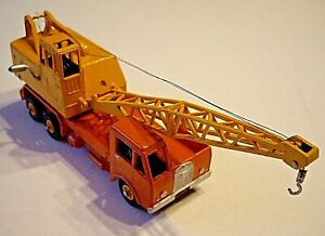 DINKY TOYS Ref 972  COLES CAMION GRUE