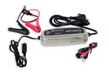Ctek MXS 5.0 Batterieladegerät 12 V 0.8A/5A, Laden bis 110 Ah,Erhalten bis 160Ah
