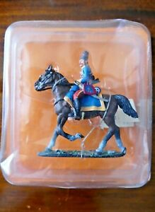 Soldat de plomb Delprado Hussard de la légion de Lauzun Yorktown - Toy soldier