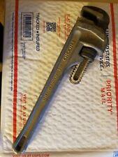 "RIDGID 814 Aluminum 14"" Pipe Wrench"