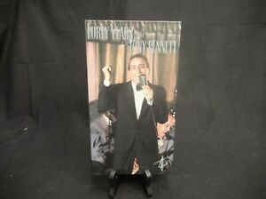 Forty Years: The Artistry of Tony Bennett [Box] by Tony Bennett 4 CD's w/Book