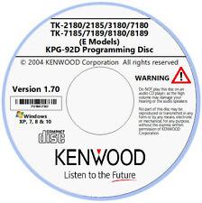 Kenwood KPG92D V 1.70 UK Software for TK-2180/2185/3180/7180/7185/7189/8180/8189