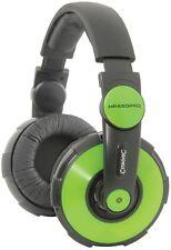 CITRONIC HP450PRO DJ HEADPHONES - BN IB -  GREAT VALUE GREEN