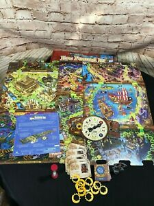 Eye Found It Board Game History Journey Through Time Hidden Picture Wonder Forge
