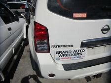Nissan Pathfinder 2010 R51 L/H Taillight