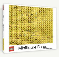 LEGO Paint Mini Faces 1000 Piece Puzzle Pieces Buckets (pre Order)