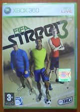 Pal version Microsoft Xbox 360 FIFA Street 3