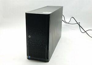 HP ML350 Gen9 G9 SFF Server Intel Xeon E5-2630 V3 8C 2.40GHz CPU 64GB RAM