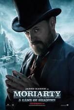 SHERLOCK HOLMES A GAME OF SHADOWS Movie Promo POSTER E Robert Downey Jr.