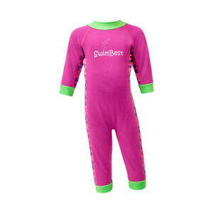 Swimbest Warmsuit, Baby Wetsuit, All in One  *Various Colours Available*