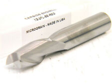 """NEW MONSTER USA 1/2"""" 2FSE SOLID CARBIDE END MILL 204-001200"""