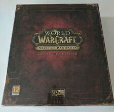 World of Warcraft Mists of Pandaria Collector's Edition Blizzard PC SEALED