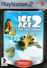 ICE Age 2 la fusión Platino PS2 Juego Completo Pal * Seminuevo * vendedor del Reino Unido #3