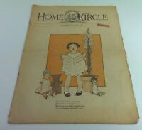 1926 The Home Circle Magazine Louisville KY RARE and HTF Issues