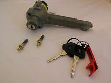Porsche 911 912E 914-6 Ignition Steering Lock switch Rebuilding Svc Estimate