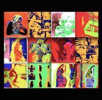 Marilyn Monroe 1968 Bert Stern Silkscreen Serigraph Art Set Last Sitting VTG COA