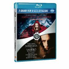 Intervista Col Vampiro / Cappuccetto Rosso Sangue (Blu-Ray) 1000342442