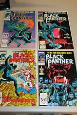 Complete Set Black Panther 1-4 NM 1988 MCU Movie HTF T'Challa Denys Cowan NICE