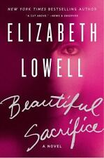 Beautiful Sacrifice HB/DJ by Elizabeth Lowell