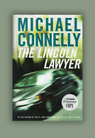 The Lincoln Lawyer Michael Connelly SIGNED HC 1st Edition, 1st Print Book