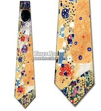 The Kiss Necktie Gustav Klimt Ties Mens Art Neck Tie