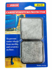 Fixon 2 Pieces Square Carpet Furniture Protector F1511