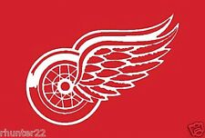 High Quality Detroit Red Wings 3x5 Flag - Free Shipping