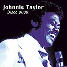 Disco 9000 by Johnnie Taylor (Cassette, Jan-1998, Sony Music) NEW Sealed