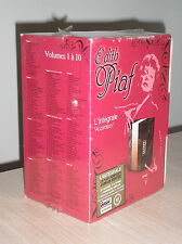EDITH PIAF - L'INTEGRALE - BOXSET 20 CD SIGILLATO (SEALED)